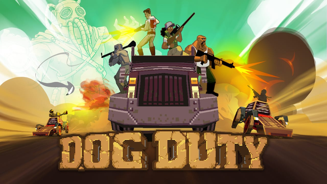 Dog Duty Cover