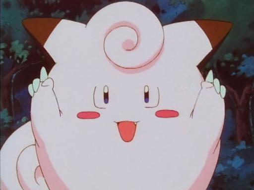 Pokémon Rosa Clefairy