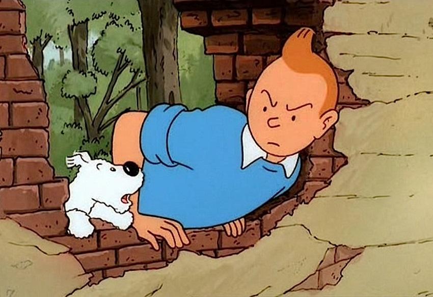 Le Avventure di Tintin immagine