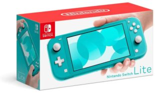 Nintendo Switch Lite Scatola