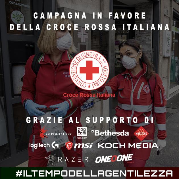 Campagna Croce Rossa italiana