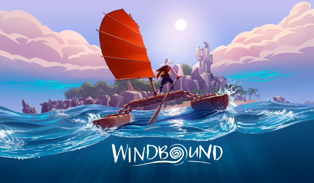 Windbound locandina