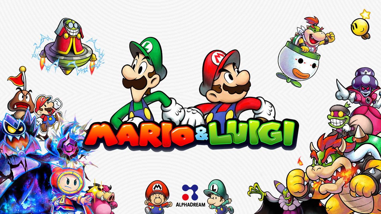 Cover Mario & Luigi
