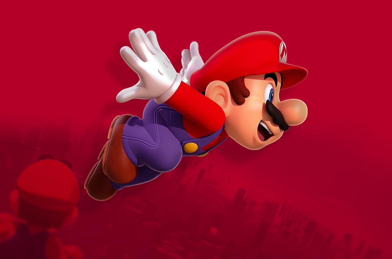 Cover Super Mario per il Doomcast