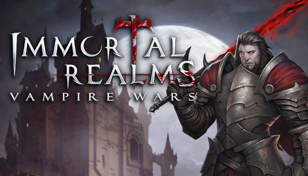 Immortal Realms: Vampire Wars locandina