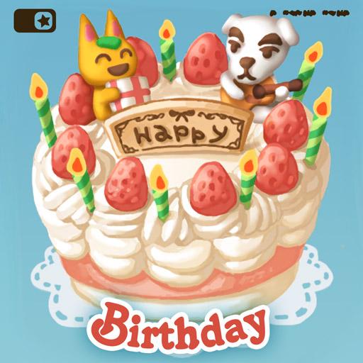 K.K. Slider e il compleanno