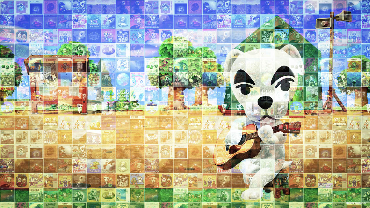 K.K. Slider e tutti i suoi 95 brani in Animal Crossing: New Horizons