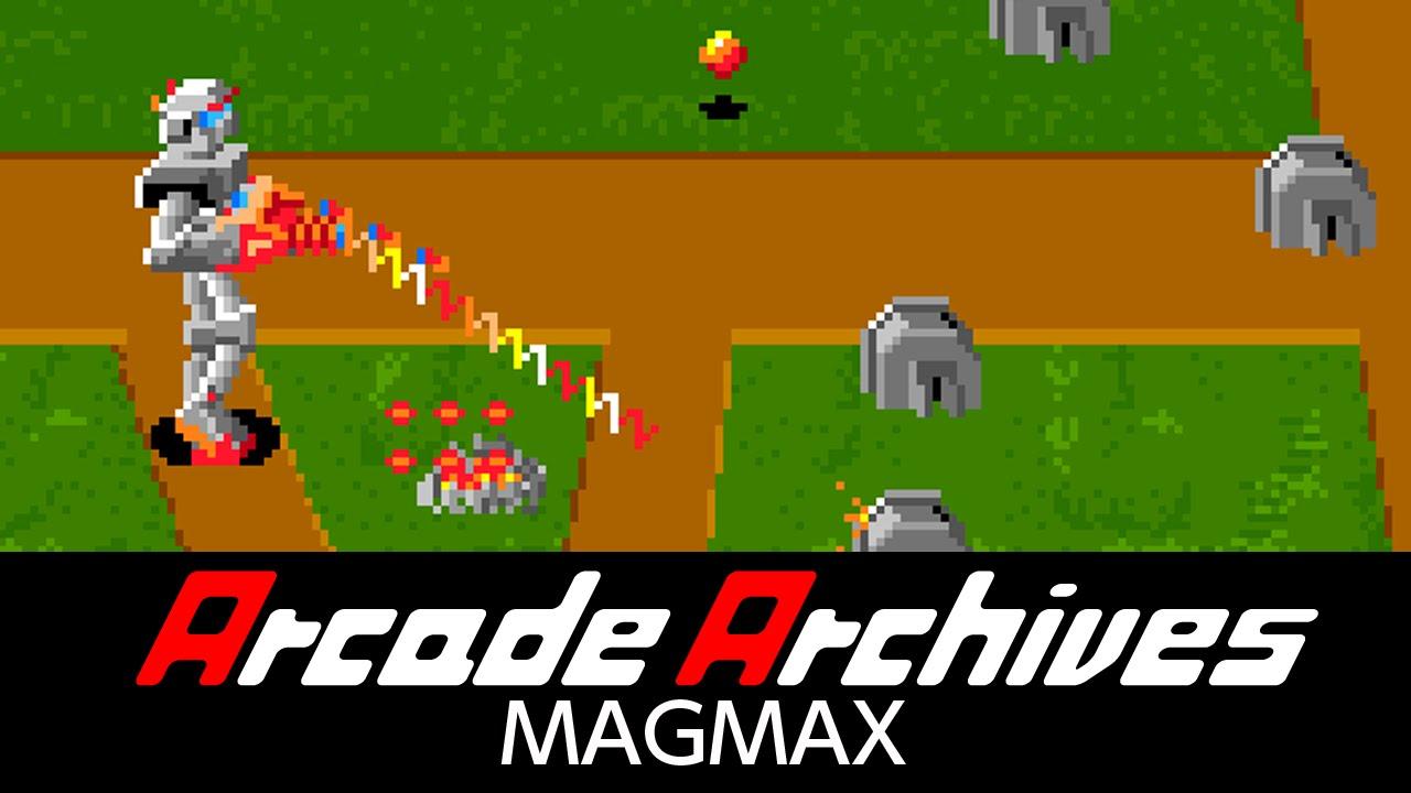MagMax locandina