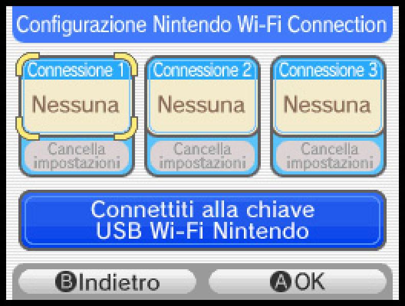 Codici amico Nintendo Wi-Fi Connection