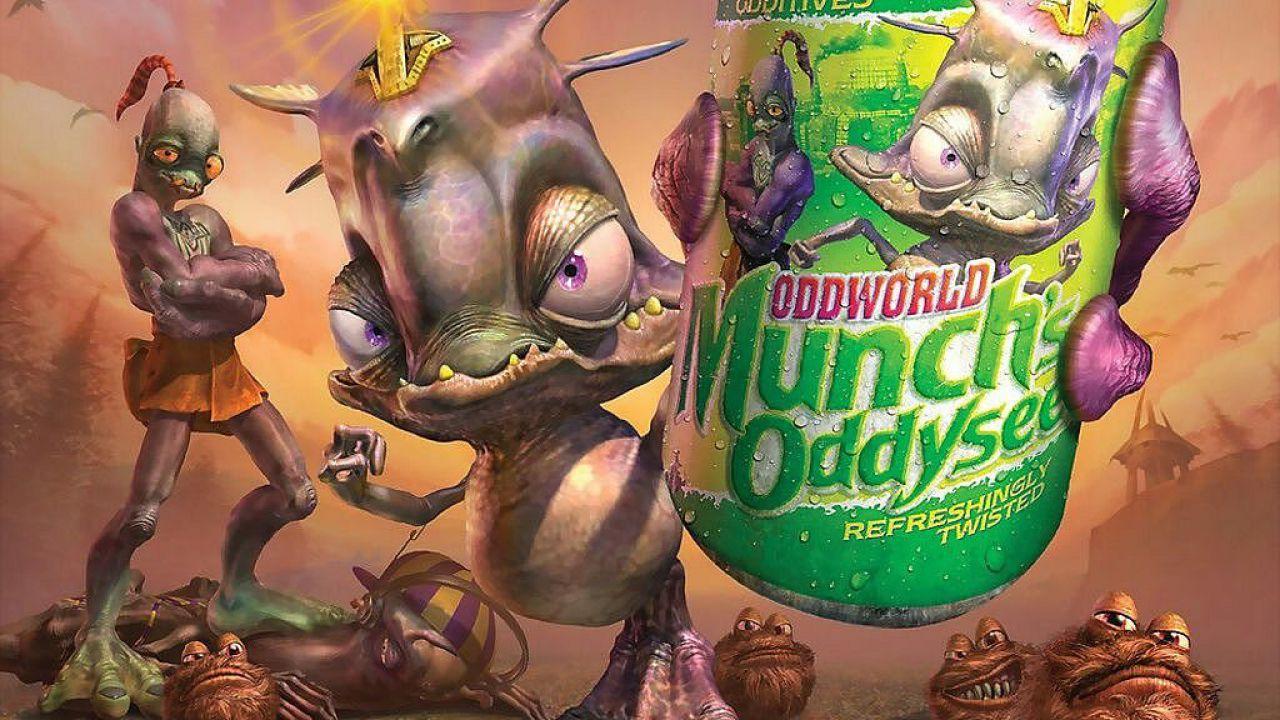 Oddworld: Munch's Oddyssee