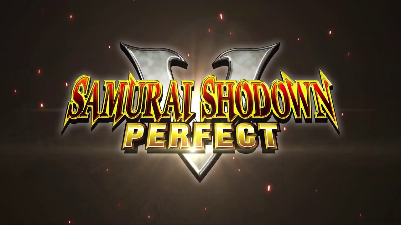 Samurai Shodown V Perfect Cover