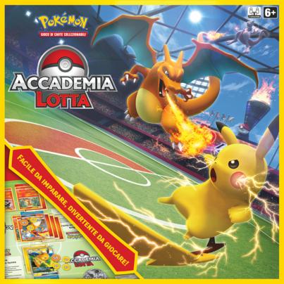 GCC Pokémon TCG Accademia Lotta