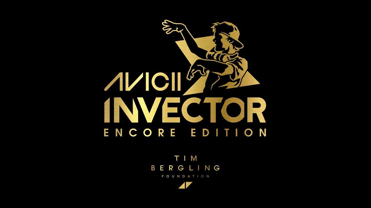 AVICII Invector Encore Edition locandina
