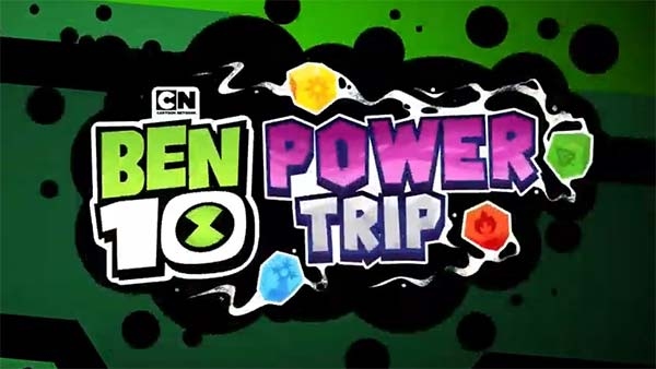 Ben 10: Power Trip Cover