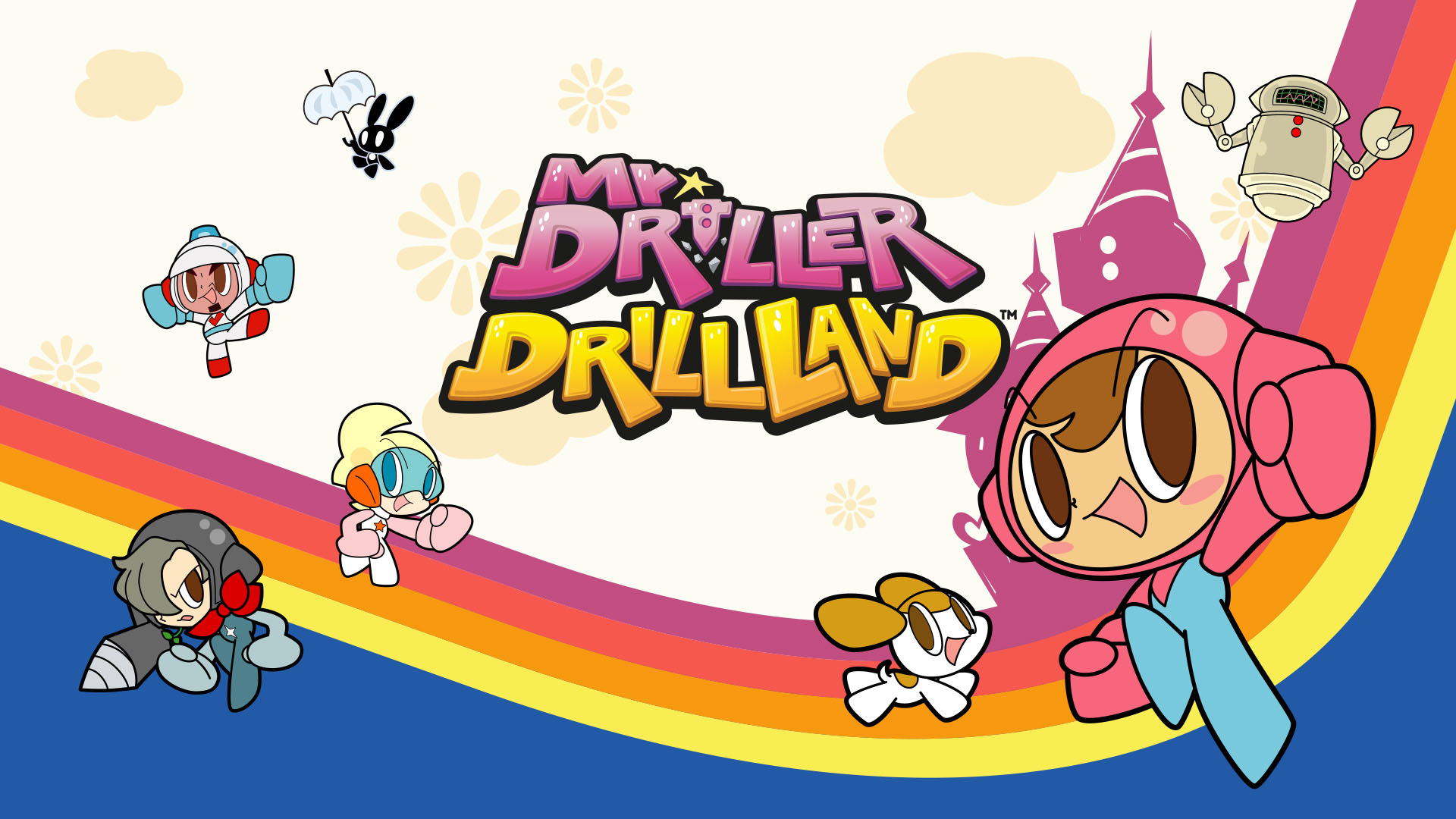 Mr. DRILLER DrillLand locandina