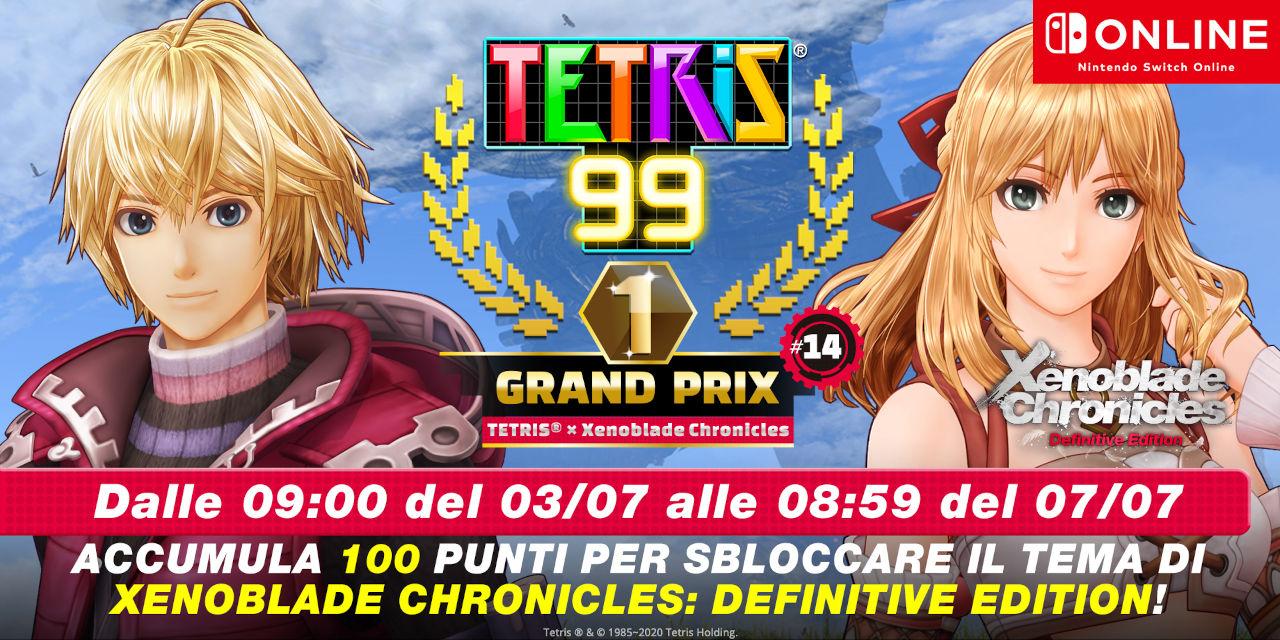 Tetris Gran Prix 99 Cover