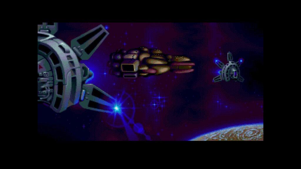 Ultracover Story Cutscene Screenshot