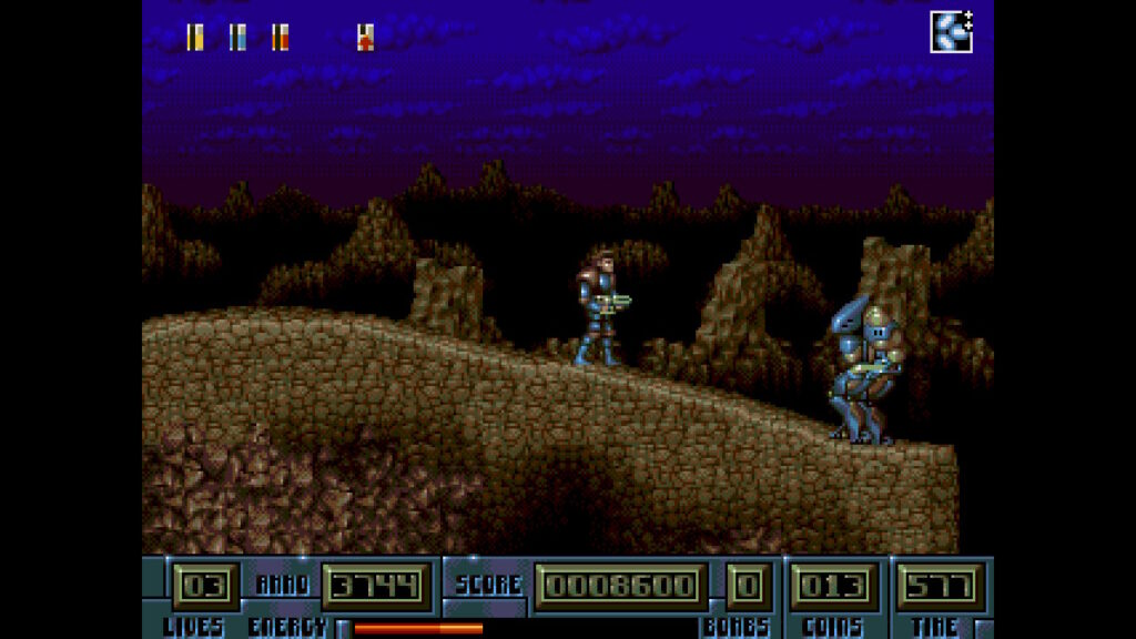 Ultracover Open Space Screenshot