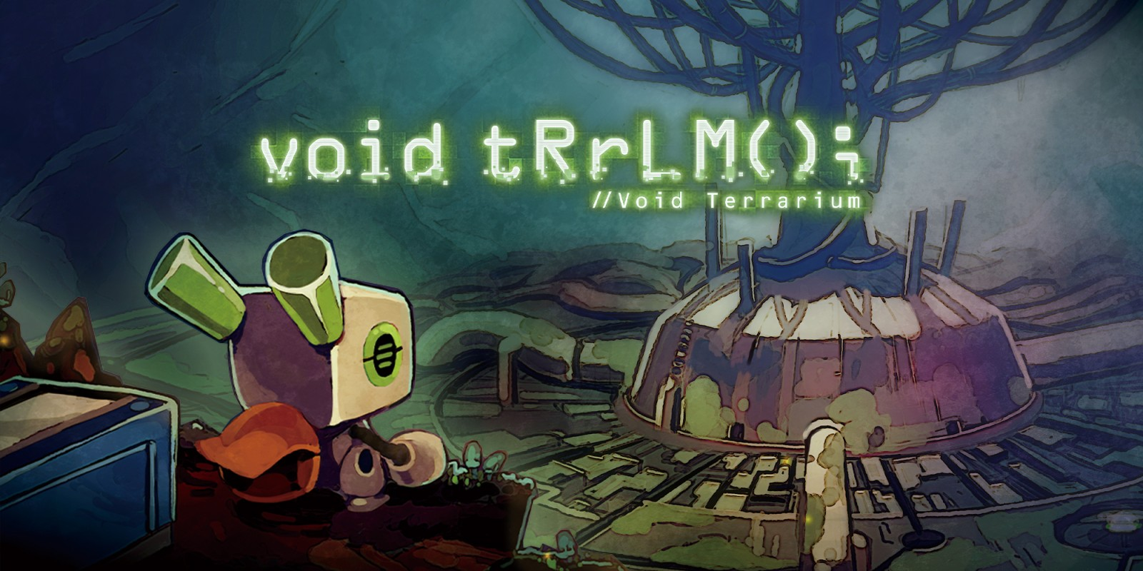 Void Terrarium Cover