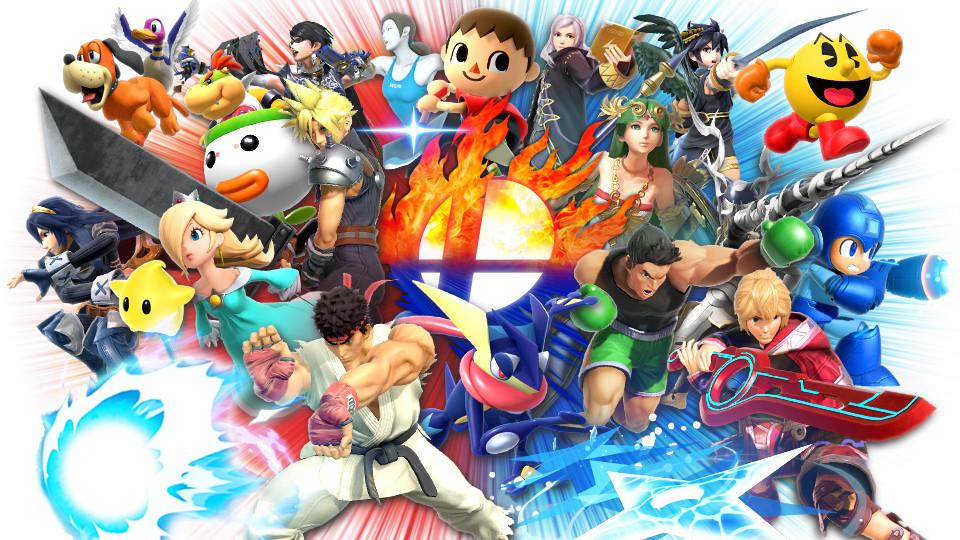 Super Smash Bros. Ultimate Evviva il quarto Smash Cover