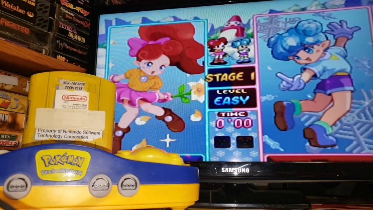 Panel de Pon Nintendo 64