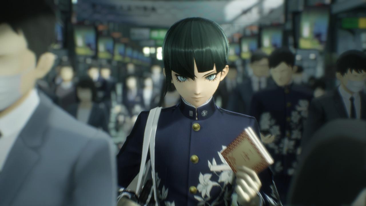 Shin Megami Tensei V Cover
