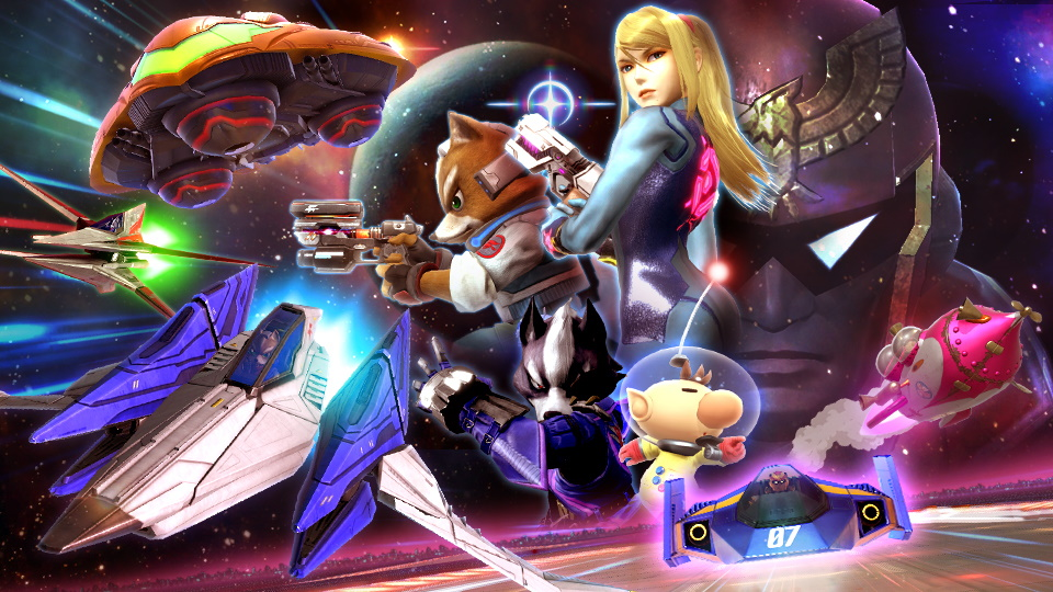 Super Smash Bros. Ultimate torneo piloti