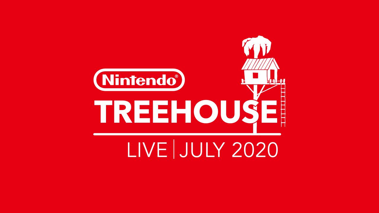 Nintendo Treehouse Live luglio 2020