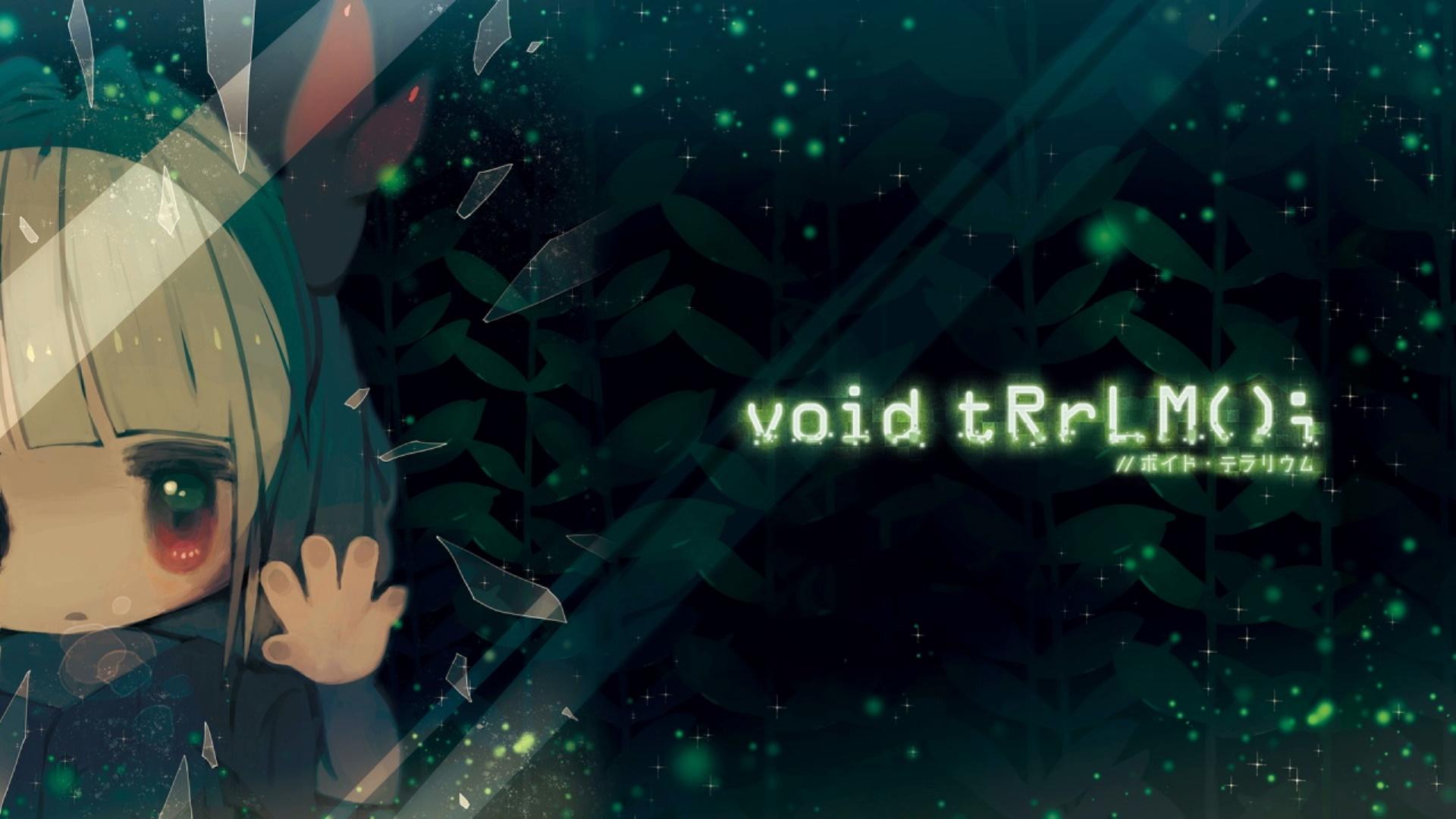 void tRrLM (); //VOID TERRARIUM locandina