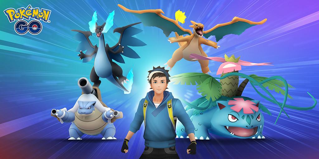 Pokémon GO Megaevoluzioni