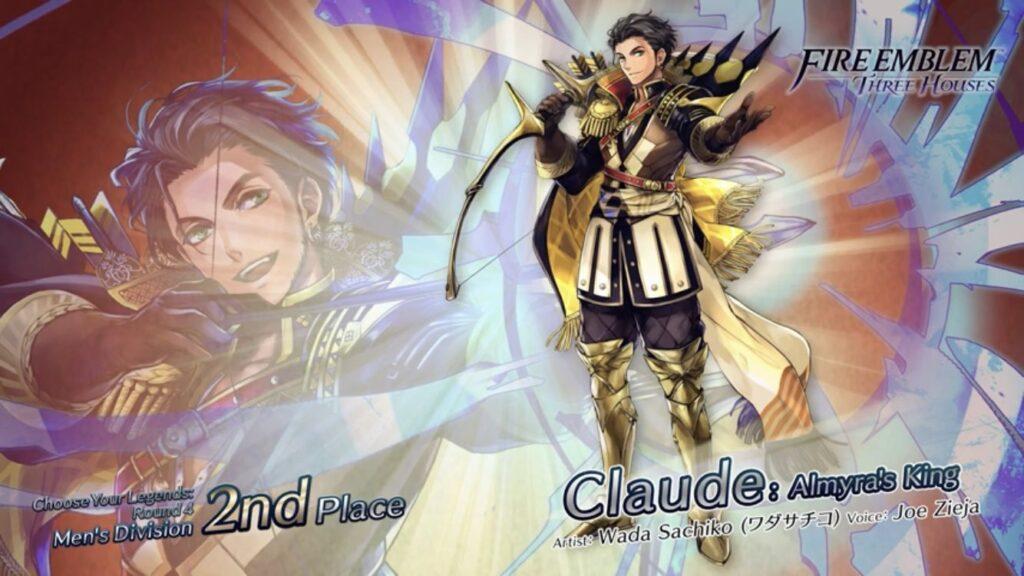 Brave Claude Fire Emblem
