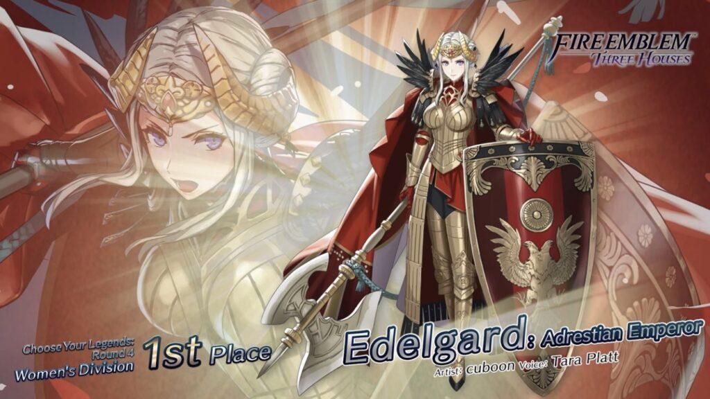 Brave Edelgard Canale Feh Fire Emblem