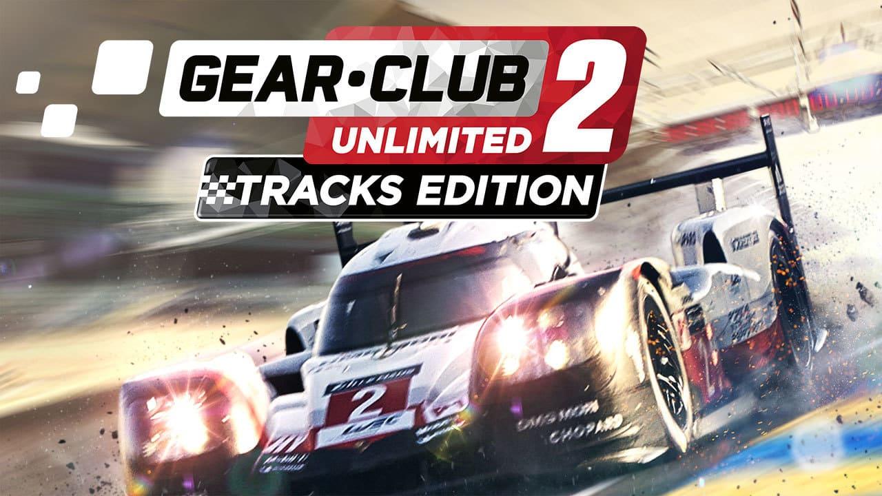 Gear.Club Unlimited 2 – Tracks Edition Cover