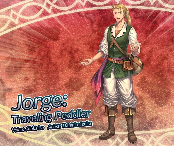Jorge Fire Emblem