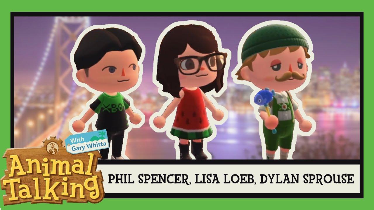 Phil Spencer ad Animal Talking