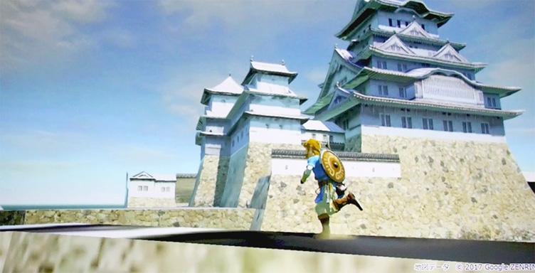 The Legend of Zelda: Breath of the Wild prototipo CEDEC 2017