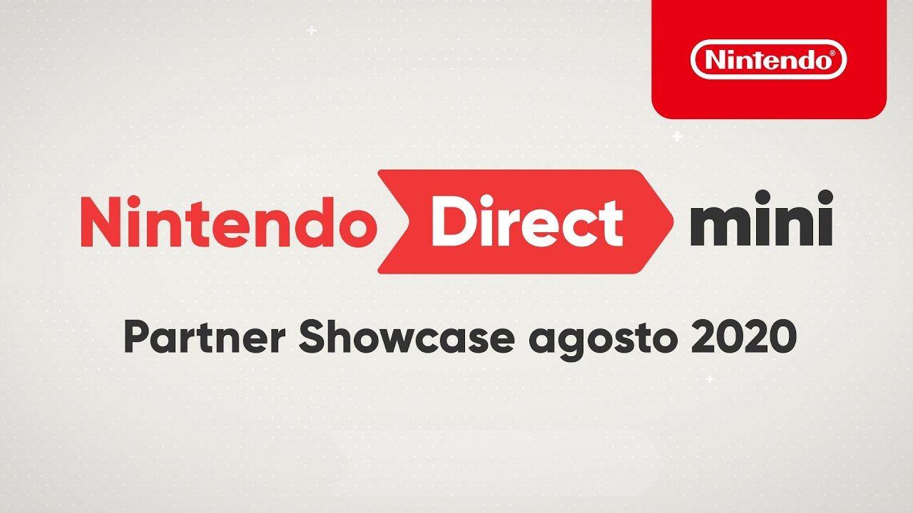 Nintendo Direct Mini Partner Showcase agosto 2020 Cover