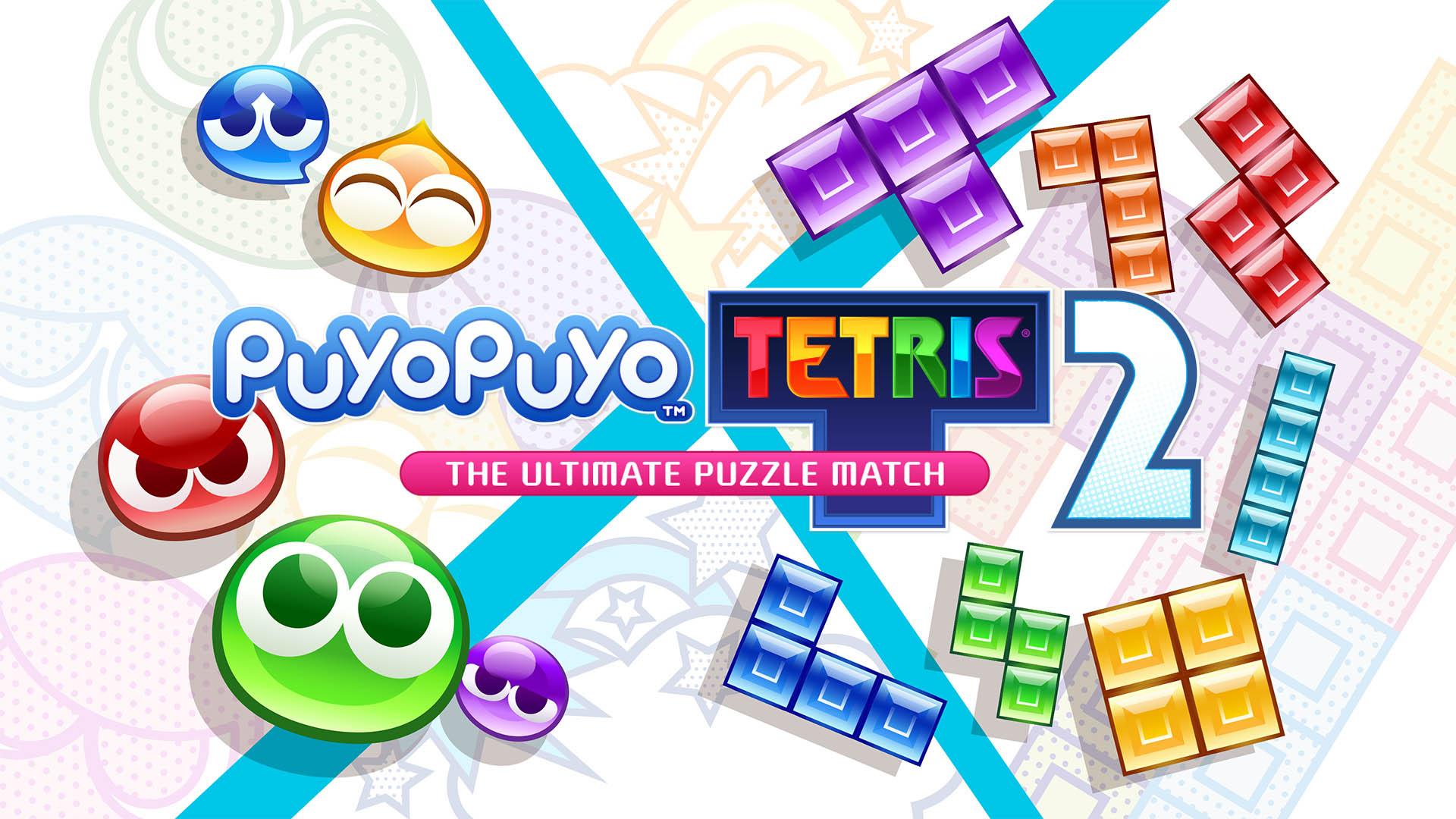 Puyo Puyo Tetris 2 locadina