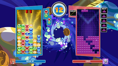 Puyo Puyo Tetris 2 screenshot 1
