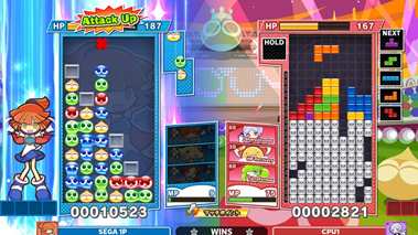 Puyo Puyo Tetris 2 screenshot 2