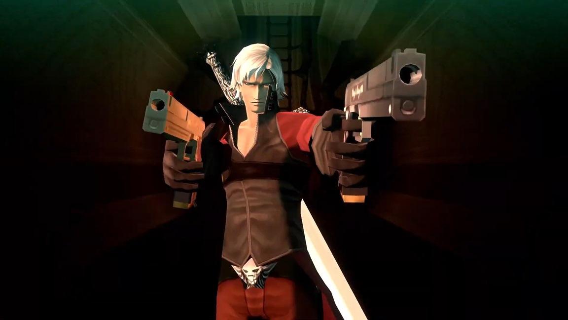 Shin Megami Tensei III Nocturne HD Remaster Dante