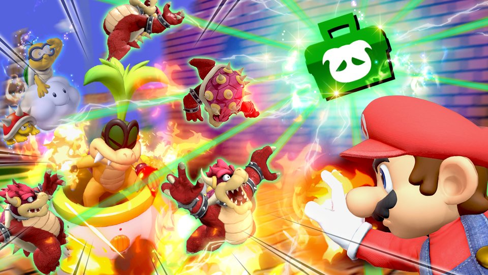 Super Smash Bros. Ultimate Tabellone degli spiriti
