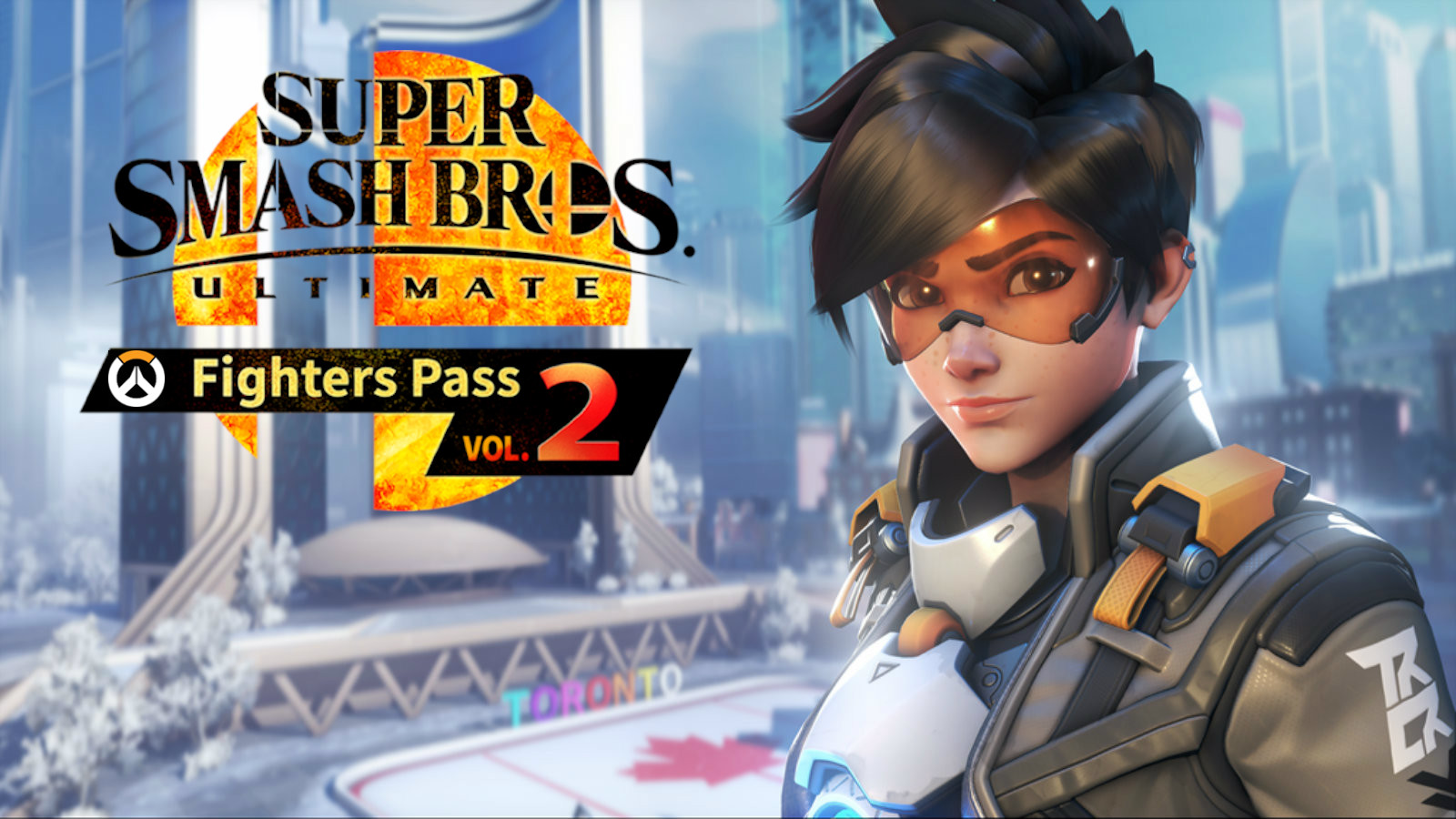 Tracer Overwatch Super Smash Bros. Ultimate