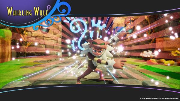 Balan Wonderworld screenshot 3
