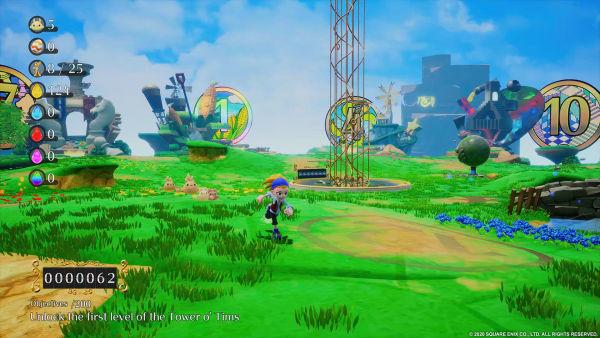 Balan Wonderworld screenshot 5