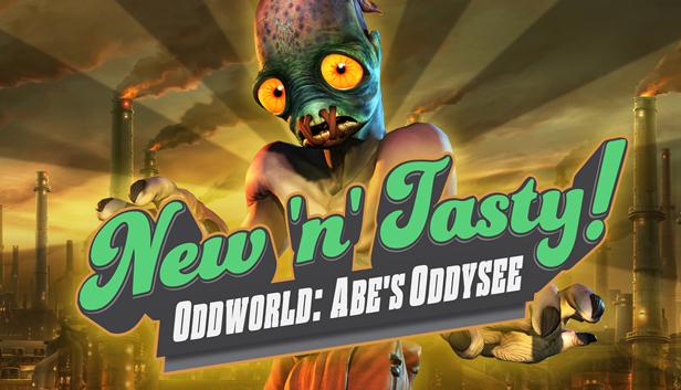 Oddworld: New 'n' Tasty locandina