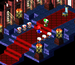Super Mario RPG Cancelliere