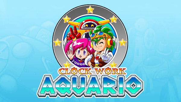 Clockwork Aquario locandina