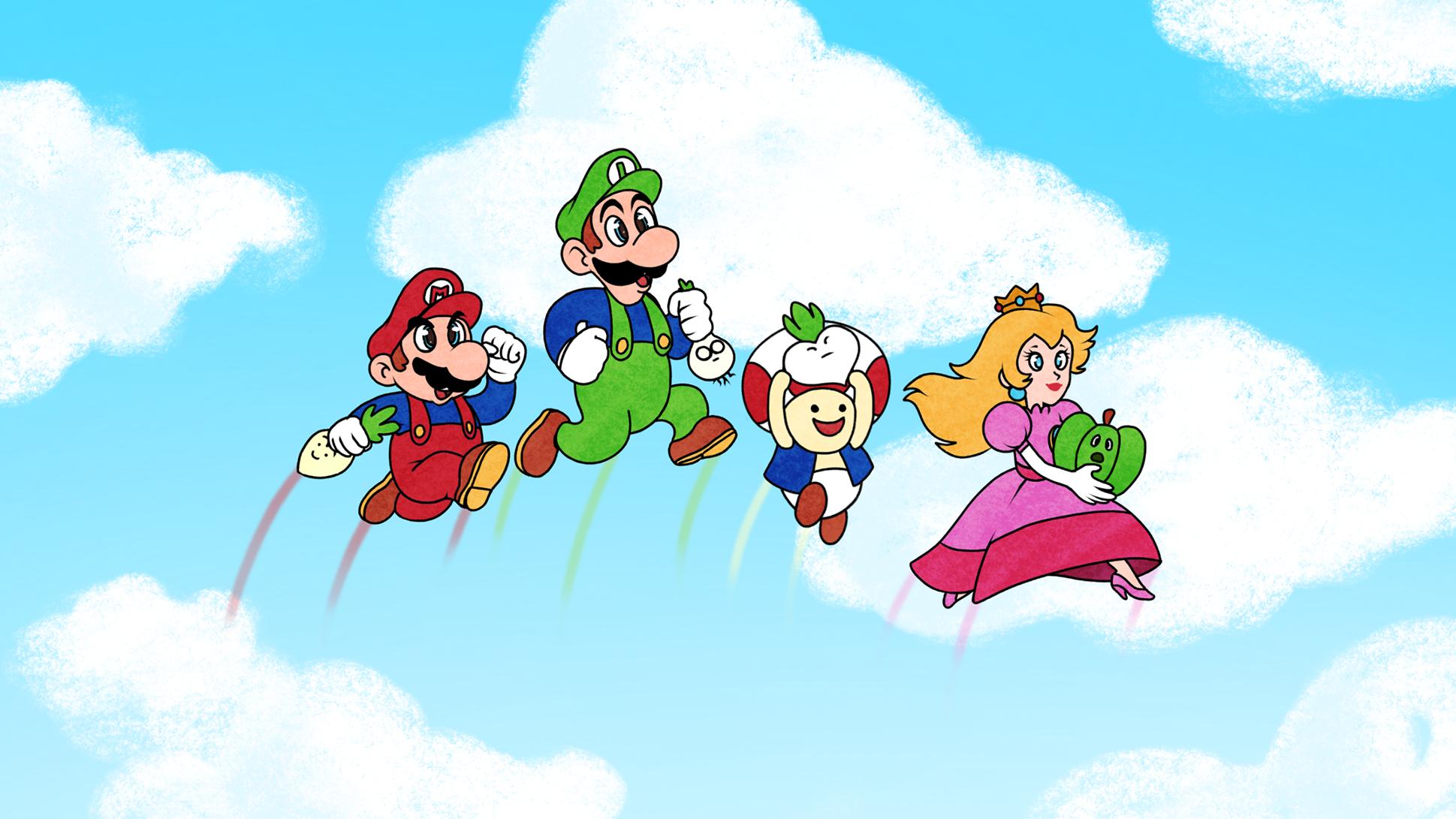 Copertina di In difesa di Super Mario Bros 2