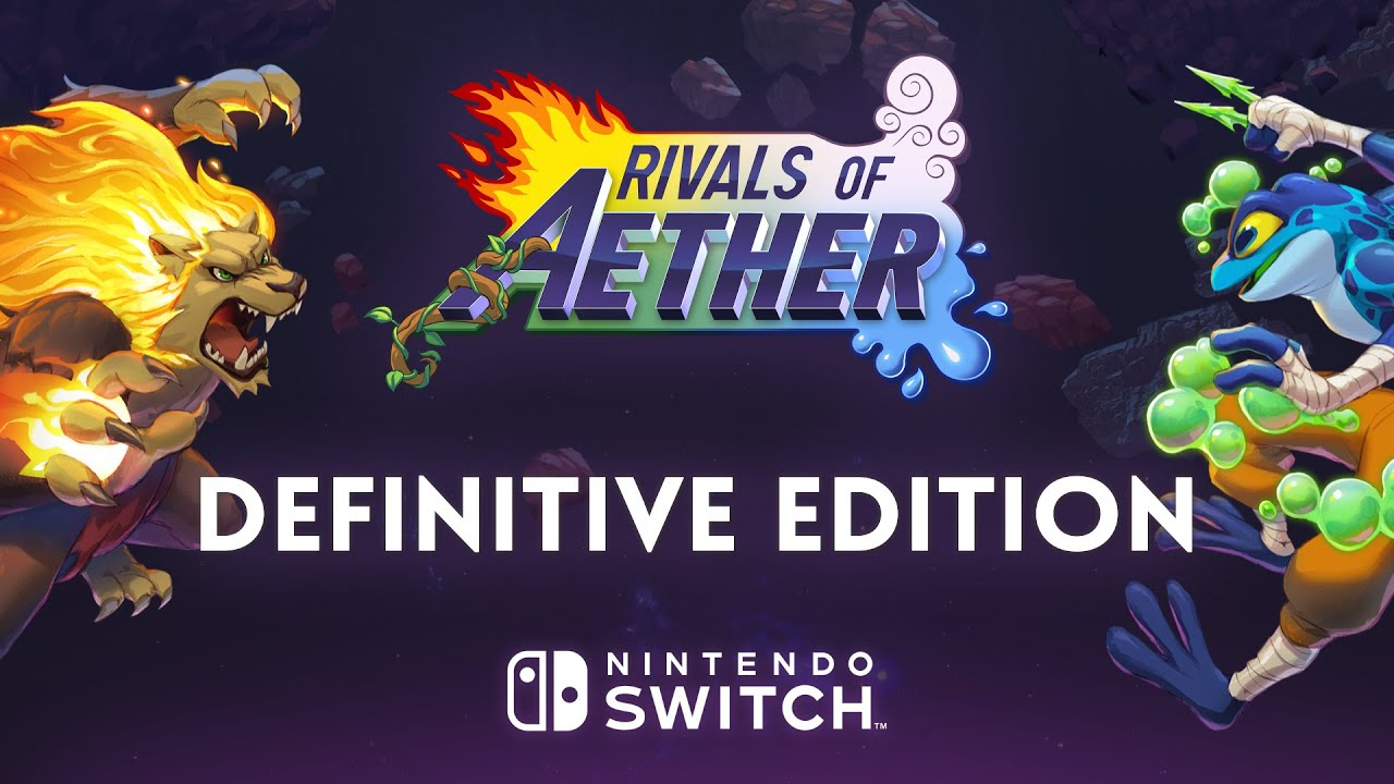Rivals of Aether Definitive Edition locandina